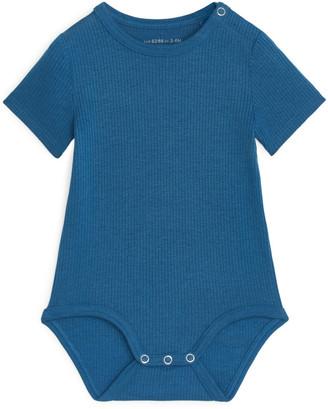 Arket Short-Sleeved Bodysuit