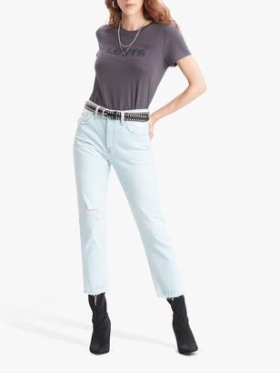 Levi's 501 Original Cropped Jeans, Shout Out