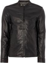 Calvin Klein Nook Leather Jacket