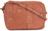 Jerome Dreyfuss Dominique soulder bag - women - Leather/Suede - One Size