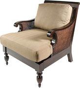 One Kings Lane Traders Armchair, Sage