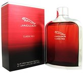 Jaguar Red Eau de Toilette for Men 100 ml by