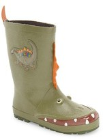 Kidorable Boy's 'Dinosaur' Waterproof Rain Boot