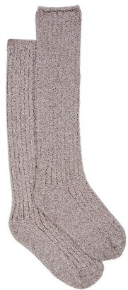 Barefoot Dreams Cozychic Ribbed Plush Socks
