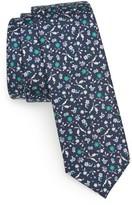 The Tie Bar Men's Fentone Floral Silk Tie