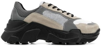 Balmain Jace-Tech low-top sneakers