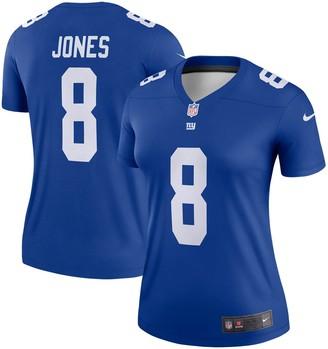 Nike Women's Daniel Jones Royal New York Giants Legend Jersey