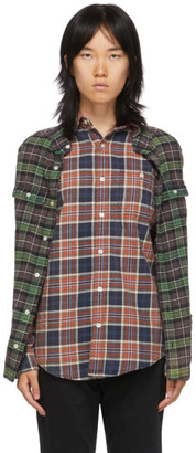 R 13 Multicolor Double Shirt