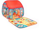 Fun2Give Pop-It-Up Restaurant & Shop Play Tent & Outside Playmat