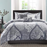 JCPenney Madison Park Marcella Contemporary 7-pc. Cotton Printed Comforter Set