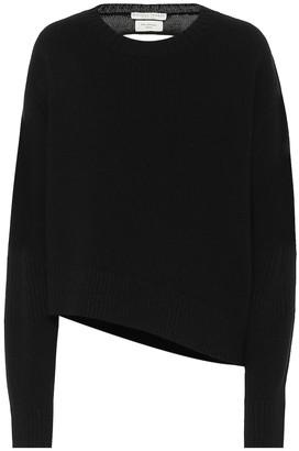 Bottega Veneta Asymmetric sweater