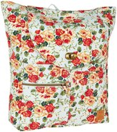 Vans Leila Fashion Backpack (Kid) - Off White Floral-One Size