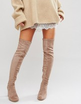 Miss KG Vegas Heeled Over The Knee Boots