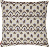 Missoni Home Tacoma Cushion Cover with Feather-Filled Pad