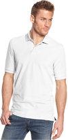 Club Room Big and Tall Performance UV Protection Men's Polo Shirt