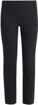 Vince Mid-rise skinny-fit trousers