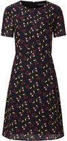 Sugarhill Boutique CASEY CHERRY A-LINE SHIFT DRESS