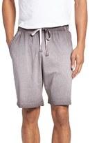 Daniel Buchler Vintage Wash Cotton Lounge Shorts