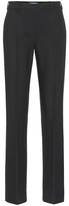 Max Mara S Landa high-rise slim pants