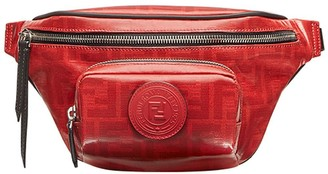 Fendi FF motif belt bag