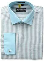 Stacy Adams Men's Classic Fit Seoul Dress Shirt