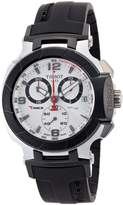 Tissot Men's T0484172703700 T-Race Quartz Chronograph Dial Watch