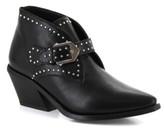 Seven7 Women's Casanova Western Studded Ankle Boot Women's Shoes