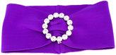 Alessandra Rich - buckled headband - women - Cotton/Spandex/Elastane - One Size