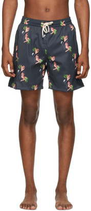 Alchemist Grey Amazonia Swim Shorts
