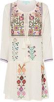 Melissa Odabash Millie Embroidered Dress