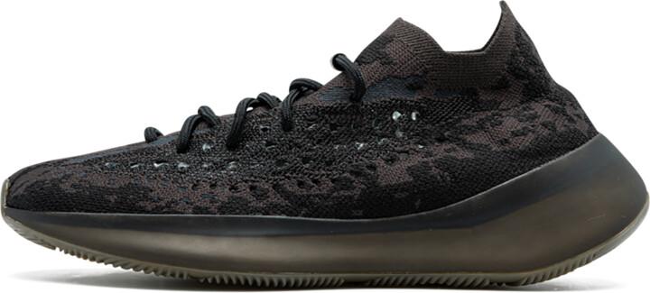 Adidas Yeezy Boost 380 Reflective 'Onyx' Shoes - Size 4.5