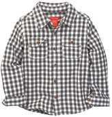 Joe Fresh Plaid Shirt (Little Boys)