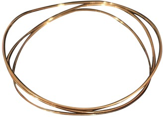 Tiffany & Co. Gold Yellow gold Bracelets