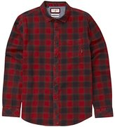 Billabong Men's Fremont Stretch Woven Flannel