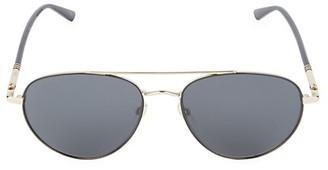 Gucci 56MM Core Aviator Sunglasses