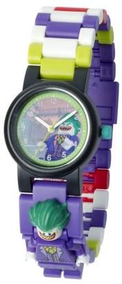 Lego THE BATMAN MOVIE The Joker Minifigure Link Watch