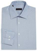 Ike Behar Regular-Fit Plaid Dress Shirt