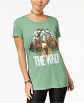 Hybrid Juniors' The Who Graphic T-Shirt