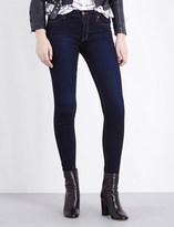 Hudson Nico super-skinny mid-rise jeans