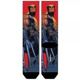 Bioworld X-Men Wolverine Sublimated Crew Socks