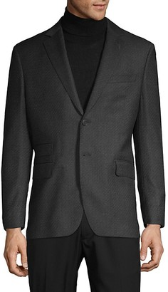 Michael Bastian Notch Lapel Wool Jacket