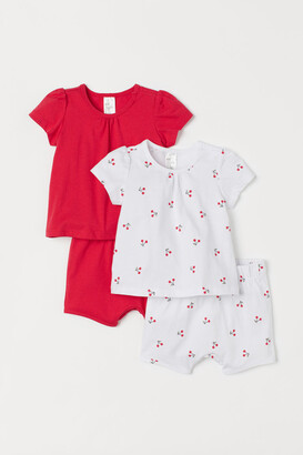 H&M 2-pack Sets - Red