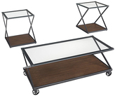 Signature Design by Ashley Banilee Three-Piece Table Set