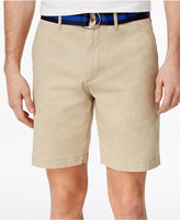 "Club Room Men's Slim-Fit Stretch 9"" Shorts, Only at Macy's"