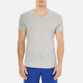 Orlebar Brown Men's V Neck TShirt - Mid Grey