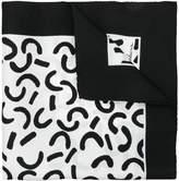 Dolce & Gabbana printed square scarf