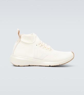 Rick Owens Veja x runner sneakers