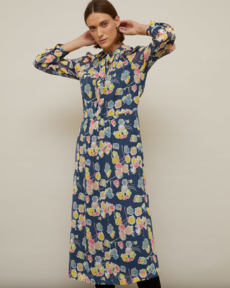 Jigsaw Candy Floral Day Dress