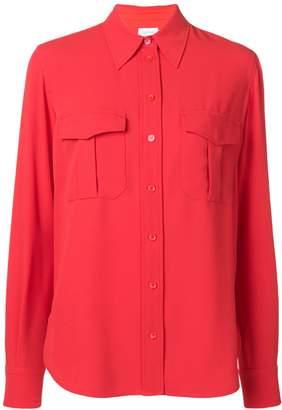 Calvin Klein chest pocket shirt