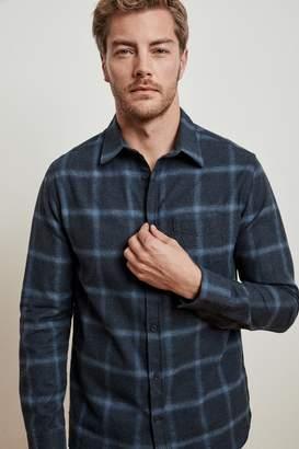 Velvet by Graham & Spencer Fuji Woven Button-Up Shirt